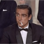 Sean Connery as James Bond in Dr. No