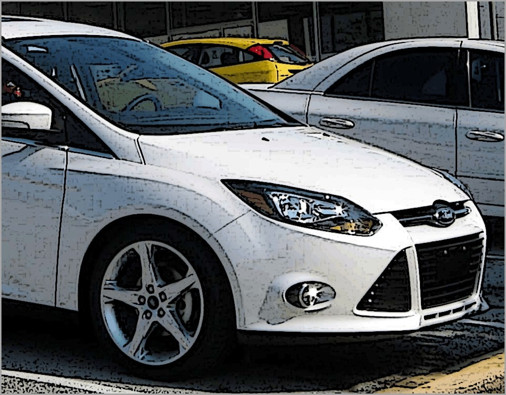 The 2012 Ford Focus is a great car with one tragic flaw.