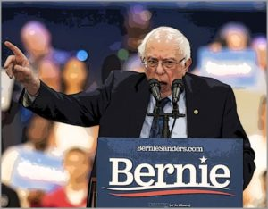 Bernie Sanders is a socialist running for President of the Unites States