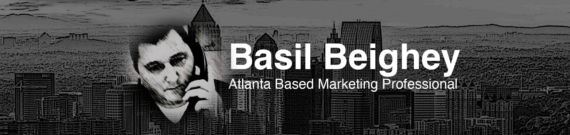 Basil Beighey Atlanta Area Marketing Professional