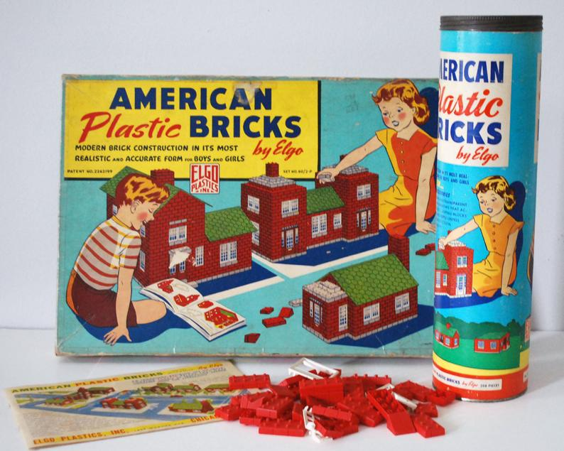 Building Bricks taught you to appreciate engineering and architecture.