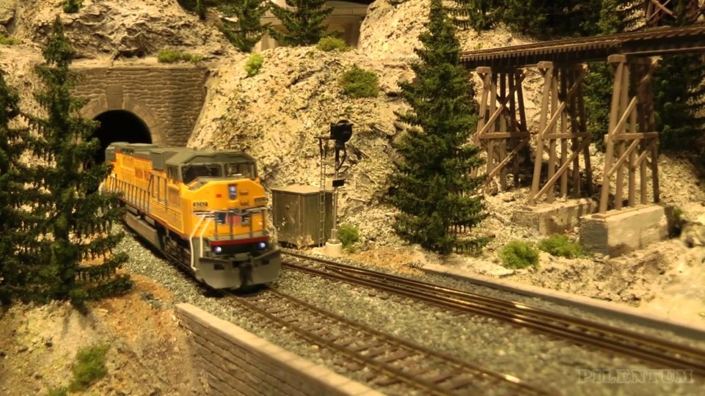 Working on the model railroad taught me scale modeling, attention to detail, and basic electrical theory.