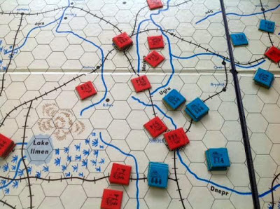 The challenge of Avalon Hill Stalingrad is to do what the Germans couldn't do, succeed.