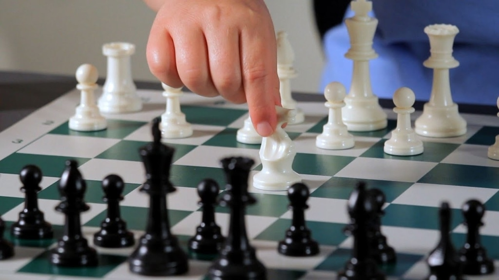 Playing chess requires a specific kind of intelligence you don't know if you have it until you try.